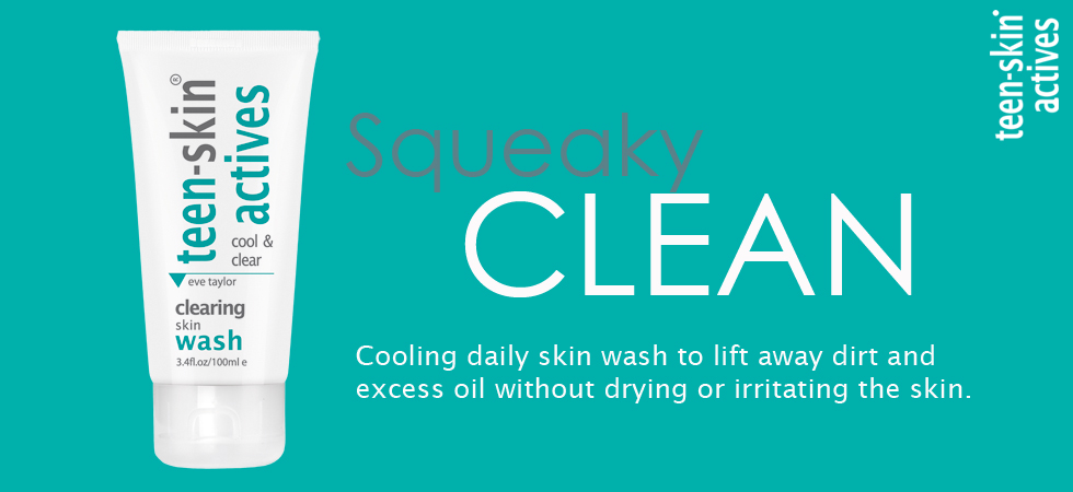 clear skin wash clean skin for you